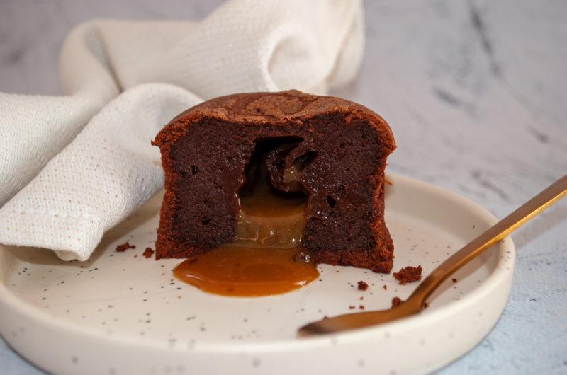 Fondant au Chocolat Cœur Coulant Dulcey